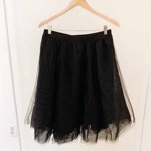 NWT Tulle Skirt